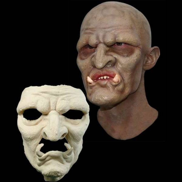 troll halloween mask by cfx