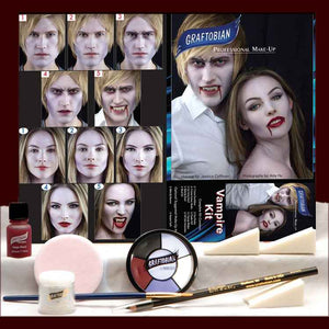 vampire halloween makeup fx kit