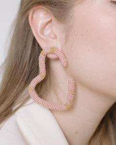 Visalva hoops - earrings