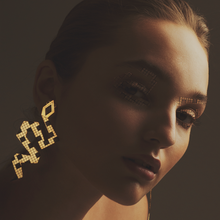 Load image into Gallery viewer, Anaconda Yoi earrings