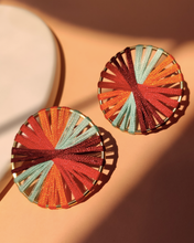 Load image into Gallery viewer, Leales Color earrings