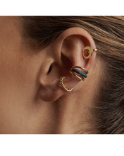 Load image into Gallery viewer, Bombardino earcuffs set (3 pieces) - earrings
