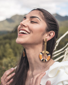 San Antonio Maxi earrings