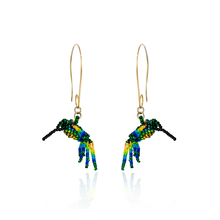 Load image into Gallery viewer, Colibri Putumayo earrings
