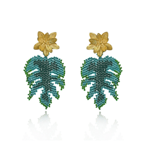 Hoja Rota earrings