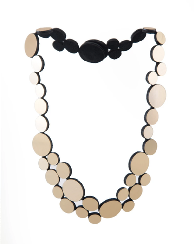 Abstraction necklace