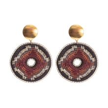 Load image into Gallery viewer, Mini Paman earrings