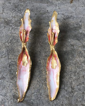 Load image into Gallery viewer, Restrepia Orquidea earrings