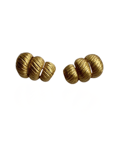 Ouro Earrings