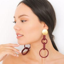 Load image into Gallery viewer, Padau earrings