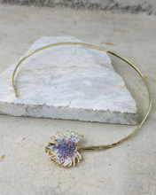 Load image into Gallery viewer, Palma Abanico choker - necklace