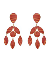 Load image into Gallery viewer, Mansour earrings Jasper