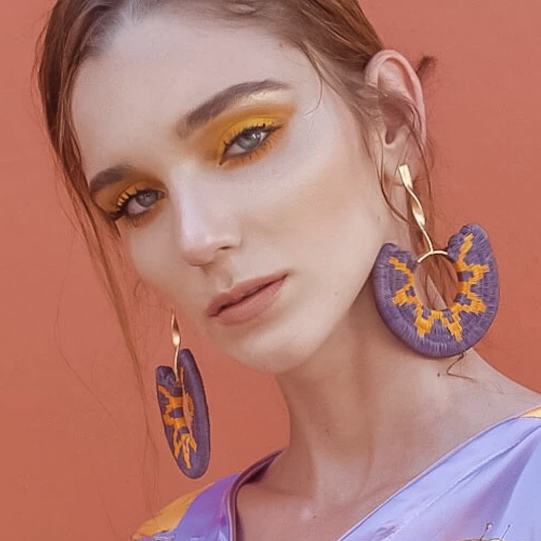 Tordo earrings