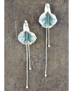 Turbinaria earrings