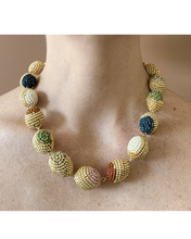 Load image into Gallery viewer, Verte Choker - necklace