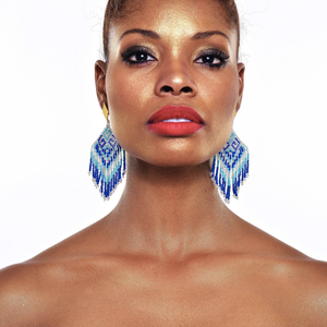 Water Bidika earrings
