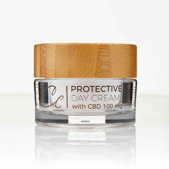 Protective Day Cream with CBD by Christina Cindrich