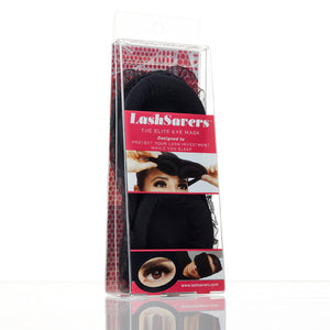 LashSavers Sleep Mask - Protect Your Eyelashes