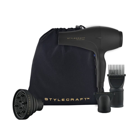 Tri-Plex 3000 Professional Dryer by StyleCraft