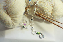 Load image into Gallery viewer, Lovely Lily Beaded Knitting Row Counter