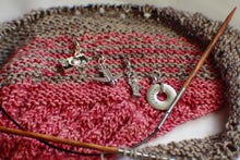 Load image into Gallery viewer, Discover - Set of 4 Knitting Progress Keepers