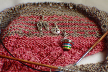 Load image into Gallery viewer, Beachcomber - Set of 3 Knitting Progress Keepers