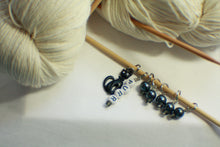 Load image into Gallery viewer, I Love Cats or I Love Dogs - Shawl Pin/Knitting Stitch Marker Sets