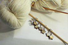 Load image into Gallery viewer, Cowboy Up - Glass Bead Knitting Stitch Markers