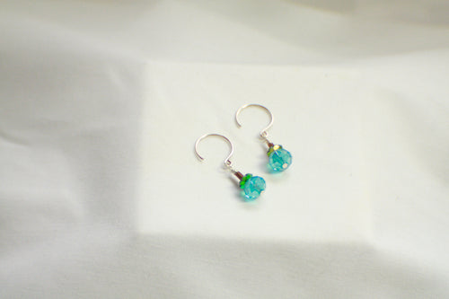 Teal Pumpkin Project - Pumpkin Beaded Earrings