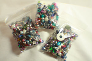 4 OZ Bead Grab Bag - Limited Quantity