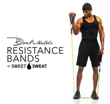 Load image into Gallery viewer, DON-A-MATRIX RESISTANCE BANDS WITH SWEET SWEAT STICK