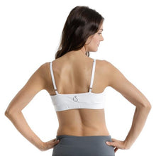 Charger l'image dans la galerie, ACTIVEWEAR PRO MESH BRA IN WHITE - sweetsweateurope