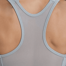 Charger l'image dans la galerie, ACTIVEWEAR STRENGTH TRAINING BRA IN GREY - sweetsweateurope