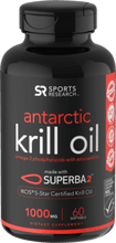 Load image into Gallery viewer, ANTARCTIC KRILL OIL - sweetsweateurope