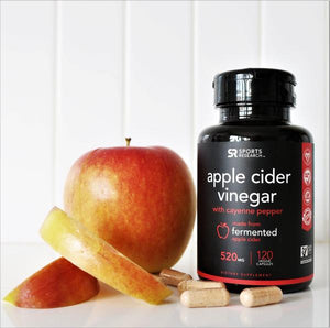 APPLE CIDER VINEGAR - sweetsweateurope