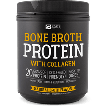 Load image into Gallery viewer, BONE BROTH PROTEIN - sweetsweateurope