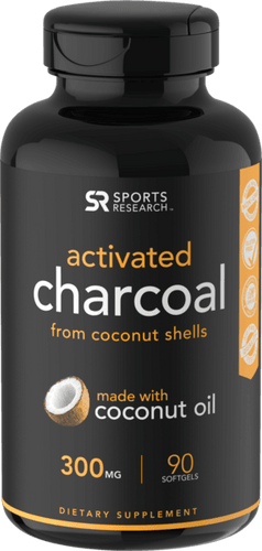 COCONUT ACTIVATED CHARCOAL - sweetsweateurope