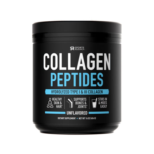 COLLAGEN PEPTIDES - sweetsweateurope