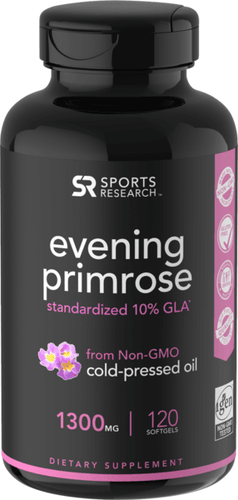 EVENING PRIMROSE OIL - sweetsweateurope