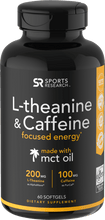 Charger l'image dans la galerie, L-THEANINE & CAFFEINE - sweetsweateurope