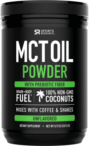 MCT OIL POWDER - sweetsweateurope