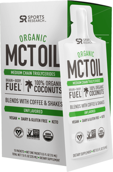 MCT OIL TRAVEL PACKS - sweetsweateurope