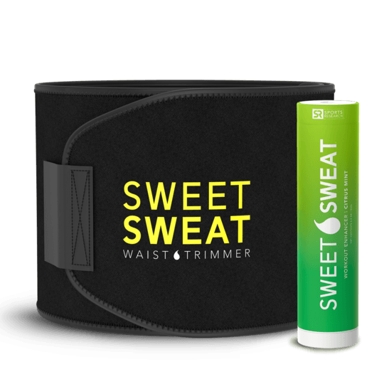 SWEET SWEAT CITRUS STICK 6.4oz & WAIST TRIMMER BUNDLE - sweetsweateurope