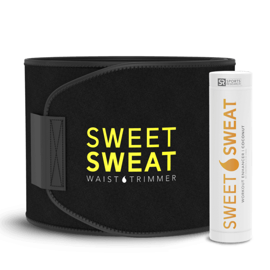 SWEET SWEAT COCONUT STICK 6.4oz & WAIST TRIMMER BUNDLE - sweetsweateurope