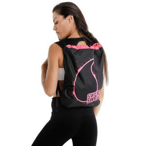 SWEET SWEAT 'SPLAT' GYM BAG - sweetsweateurope