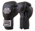 Casanova Boxing® Velcro Training Gloves - Black
