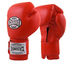 Casanova Boxing® Velcro Training Gloves - Red