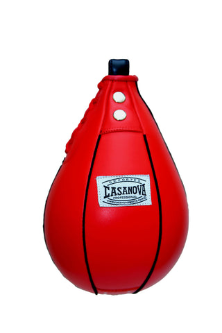 Casanova Boxing® Speed Bag - Red