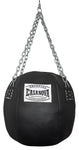 Casanova Boxing® Leather Body Snatcher Round Bag
