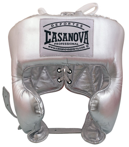 Casanova Boxing® Headgear - Silver
